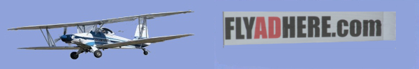 drag n fly banners plane